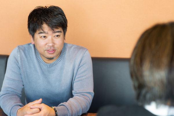 株式会社フィッシュウェル代表取締役 日紫喜 智
